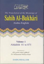 Sahih Al Bukhari (9 Vol) Full Set (ARABIC & ENGLISH)